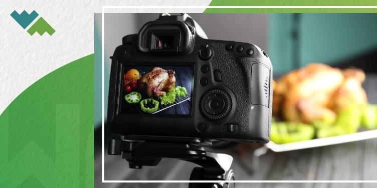 Quais as vantagens de usar fotos profissionais para delivery?